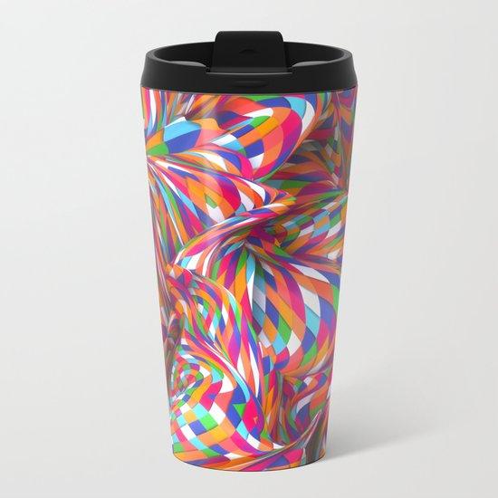 Smooth Sight Metal Travel Mug