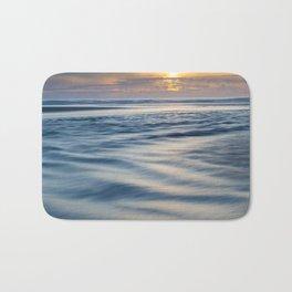 River Meets Sea Bath Mat