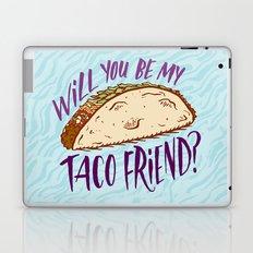 Taco Friend Laptop & iPad Skin