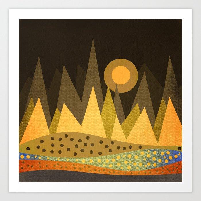 Textures/Abstract 85 Art Print