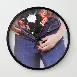 Young & Easy Wall Clock