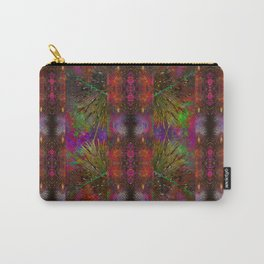 Pyrotechnic Pattern Carry-All Pouch