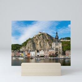 Dinant Panorama Mini Art Print