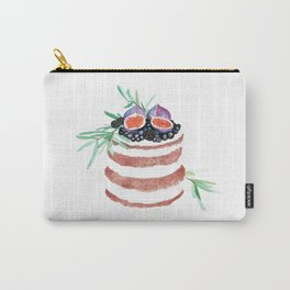 Fig Cake Carry-All Pouch