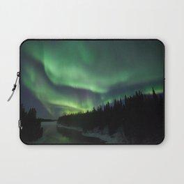 Manitoba aurora Laptop Sleeve