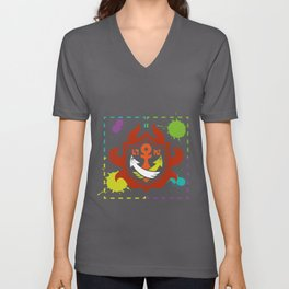 Splatoon - Game of Zones Unisex V-Neck