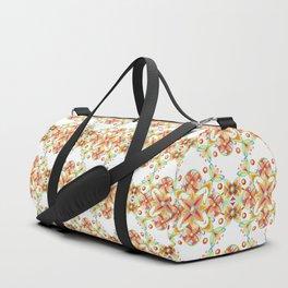 Suzani Moderne Stripe Duffle Bag