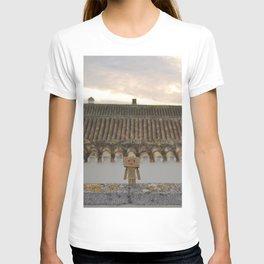 Danbo on rooftops  T-shirt