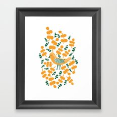 Birdie Bird Framed Art Print