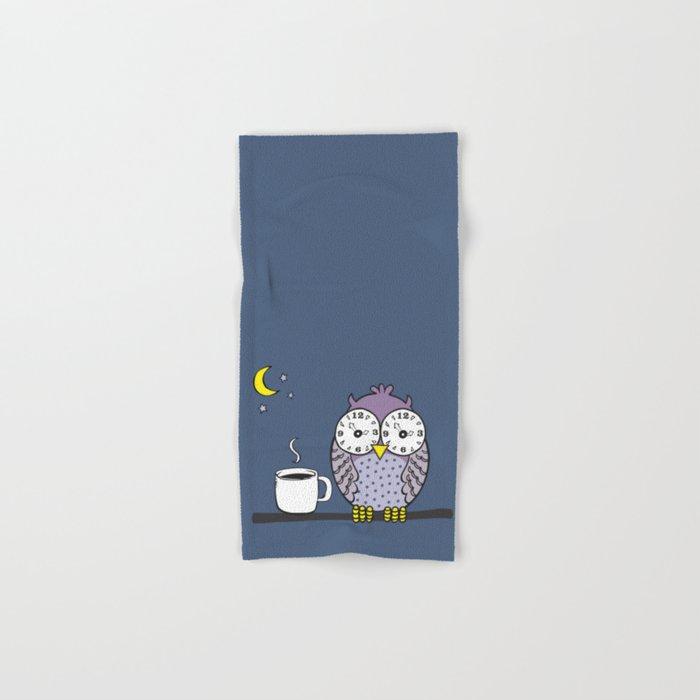 Insomnia Hand & Bath Towel