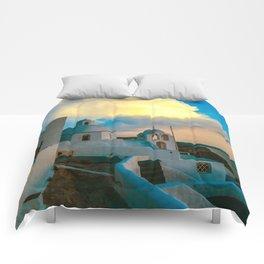 Island beauty Comforters