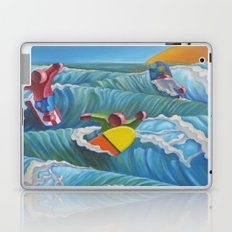 Surf Zone Laptop & iPad Skin