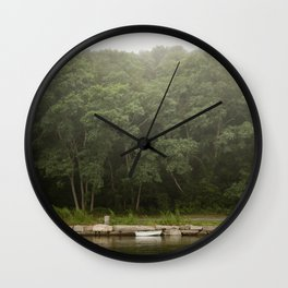 The Dingy Wall Clock