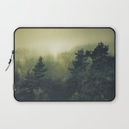 Forests never sleep Laptop Sleeve
