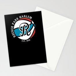 Rucker Park Harlem , New York City Basketball Stationery Cards