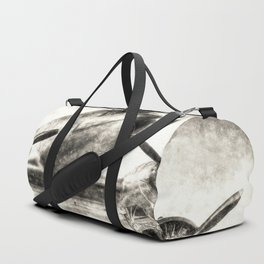 Vintage Aviation Duffle Bag