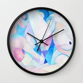 Melt Wall Clock