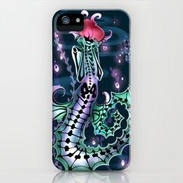 Hallow Deep - Shy eyes iPhone Case