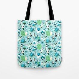 Finally Easter! [blue'n rose] Tote Bag