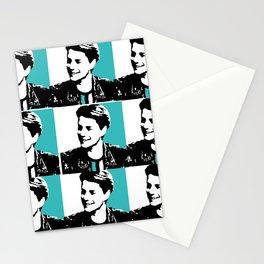jace norman pop art Stationery Cards