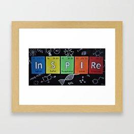 Inspire Framed Art Print