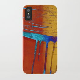 Mark Rothko iPhone Case