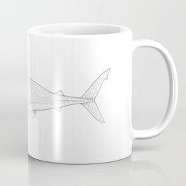 Great White Shark Coffee Mug
