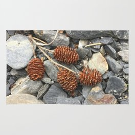 River Stone Tiny Cones Rug