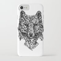 hunter x hunter iPhone & iPod Cases featuring Hunter by René Campbell