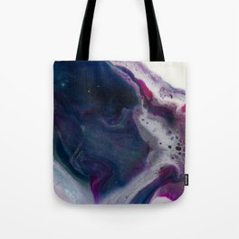 In Bloom - Resin art Tote Bag