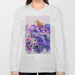 purple peace Long Sleeve T-shirt