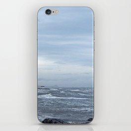 Coastal Storm Surge iPhone Skin