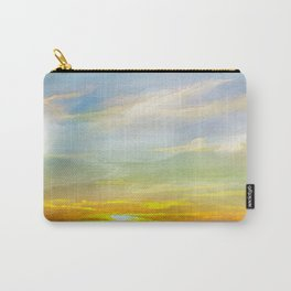 Umbria Sunset Carry-All Pouch