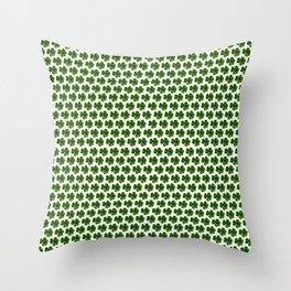 Greenery Cloves Throw Pillow