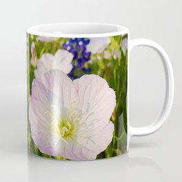 Pink Evening Primrose - Texas Wildflowers Coffee Mug