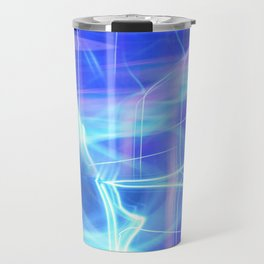 Moving Blue Travel Mug