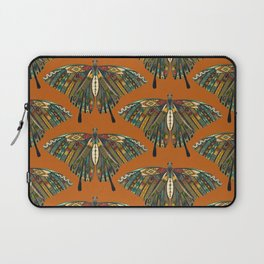 swallowtail butterfly copper Laptop Sleeve