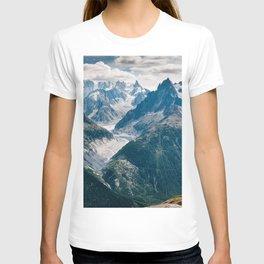 Chamonix, France #society6 #decor #buyart T-shirt