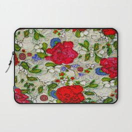 the garden of roses Laptop Sleeve