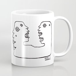 What Are The Voices Saying Today? Coffee Mug