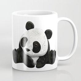 Lace Agate Panda Coffee Mug