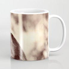 The love of a dog to man Mug