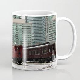 toronto trains Coffee Mug