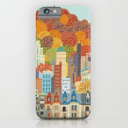 Montréal iPhone Case