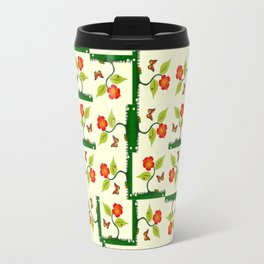 Plants and flowers Travel Mug