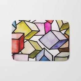 Cubism Bath Mat