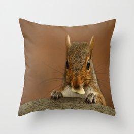 My Treat Throw Pillow