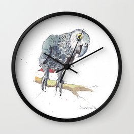 Hey There! Wall Clock