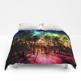 One Magical Night ( Rainbow ) Comforters