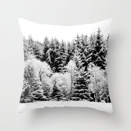 Anoch Mor Throw Pillow